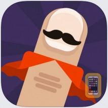 Finger Hero: Avoid obstacles dvd cover