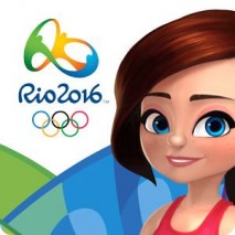 Rio 2016 Olympic Games dvd cover