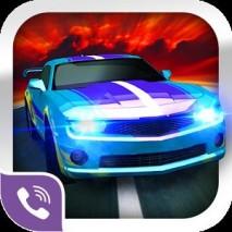 Viber Infinite Racer dvd cover