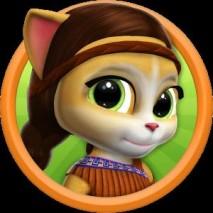 Emma The Cat: Virtual Pet Cover