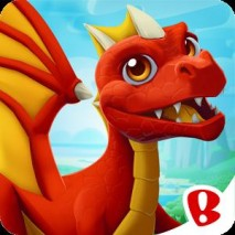 DragonVale World dvd cover