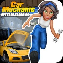 Car Mechanic Manager dvd cover