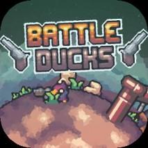 Battle Ducks dvd cover