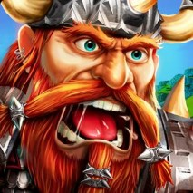 Dragons & Vikings Empire Clash dvd cover