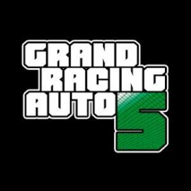 Grand Racing Auto 5 dvd cover