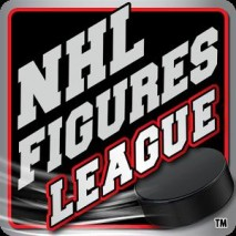NHL Figures League dvd cover