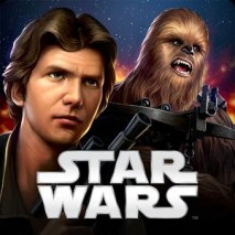 Star Wars: Force Arena dvd cover