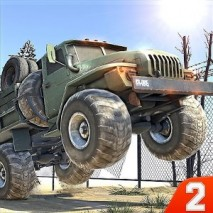 Truck Driver 2 Multiplayer dvd cover