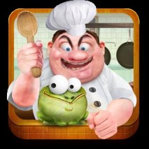 Froggy Ribbit: Outrun the Chef dvd cover