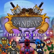 Swords and Sandals 2 Redux dvd cover