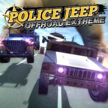 Police Jeep Offroad Extreme dvd cover