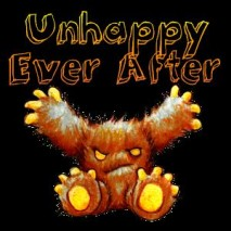 Unhappy Ever After RPG Lite dvd cover