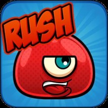 Red Ball Rush dvd cover