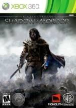 Middle-Earth: Shadow of Mordor dvd cover