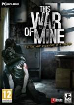 This War of Mine dvd cover